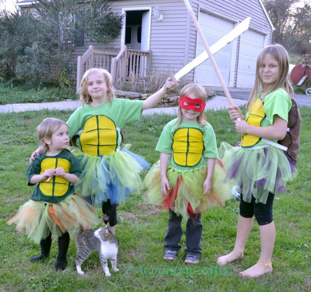 59 homemade diy teenage mutant ninja turtle costumes diy girls ninja turtle costumes solutioingenieria Choice Image