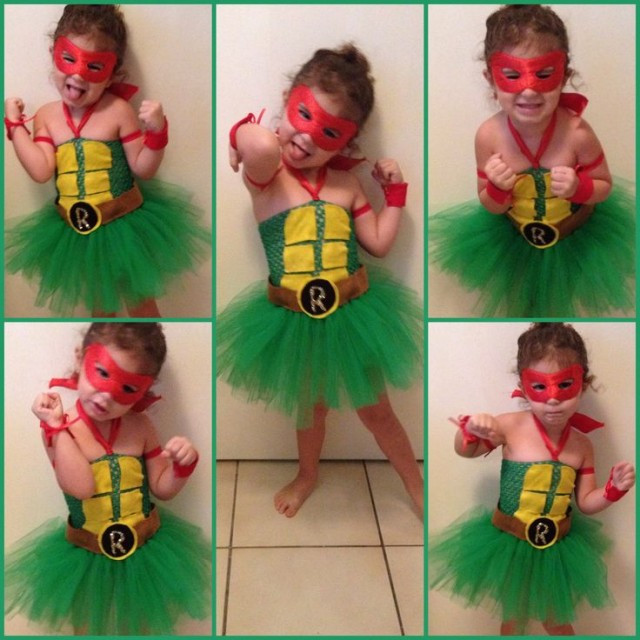 Teenage mutant ninja turtles costume for teen girls - photo#28