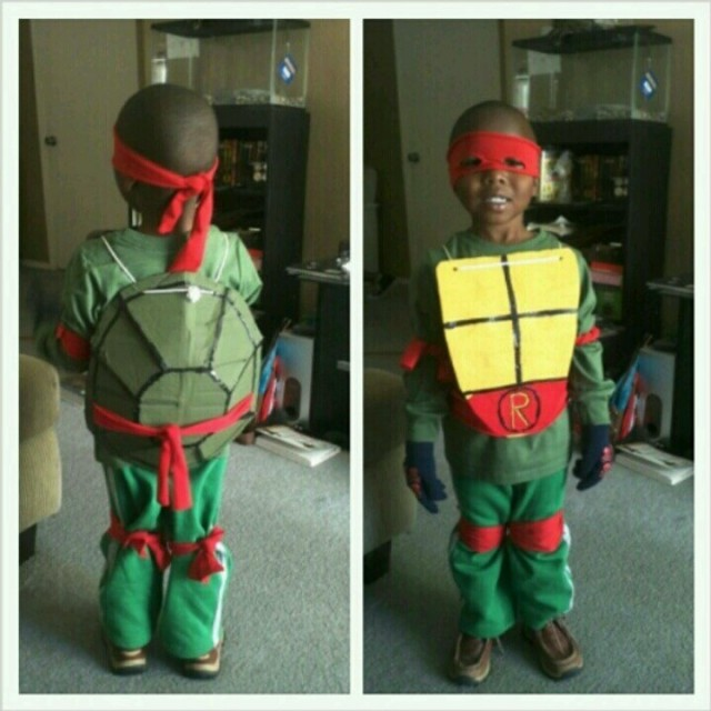 59 homemade diy teenage mutant ninja turtle costumes homemade ninja turtle costume solutioingenieria Image collections