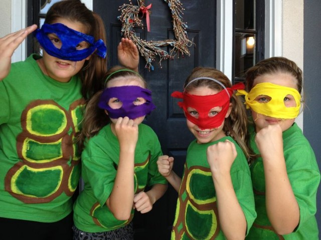 59 homemade diy teenage mutant ninja turtle costumes teenage mutant ninja turtle quick easy costumes solutioingenieria Image collections