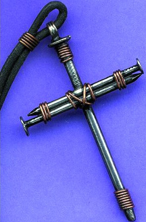 nail-cross-pendant