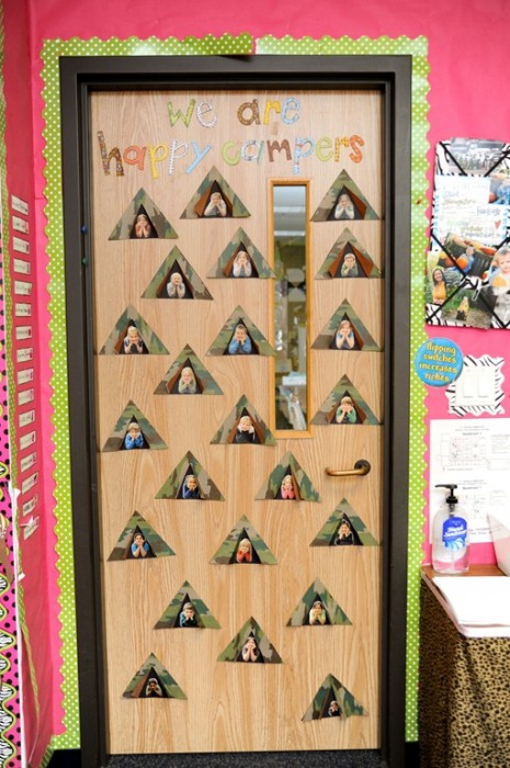 C&ing & 53 Classroom Door Decoration Projects for Teachers Pezcame.Com