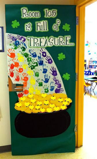 Classroom Decoration On Teachers Day ~ Classroom door decoration projects for teachers