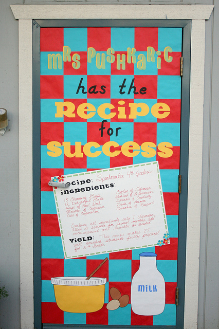 Welcome Classroom Door Decoration Ideas ~ Classroom door decoration projects for teachers