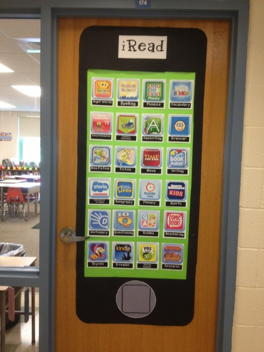 Classroom Technology Ideas ~ Classroom door decoration projects for teachers