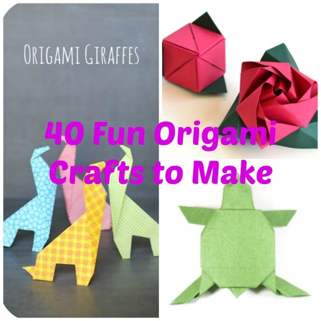 40 Tutorials on How to Origami a Zoo