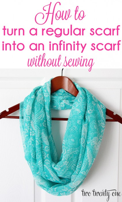 How To Make 41 Easy And Fun Infinity Scarves Amp Wear Them