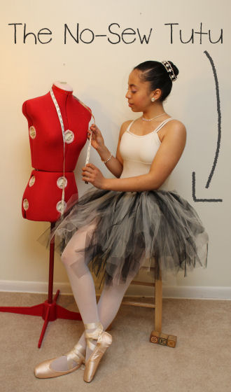 45 diy tutu tutorials for skirts and dresses for Diy halloween costumes for adult women