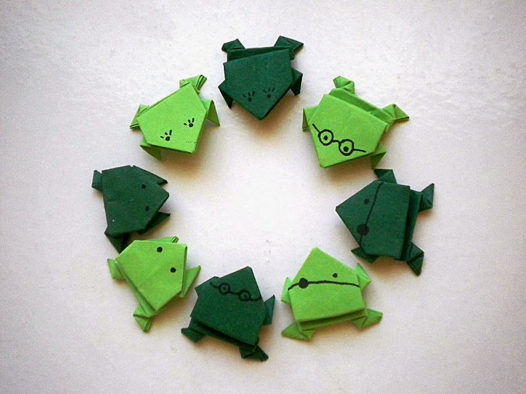 40 Tutorials on How to Origami a Zoo - photo#3