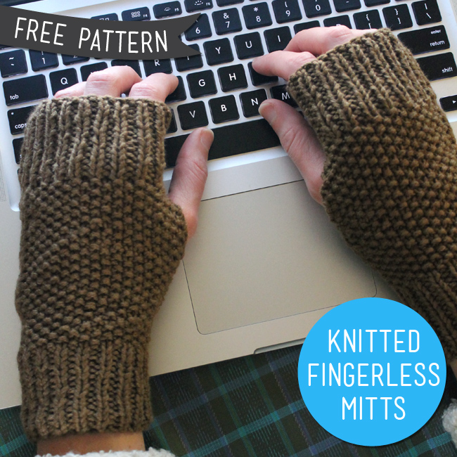 Free Knitted Patterns For Mittens Gloves : 40 Mittens and Gloves Crafts to Make