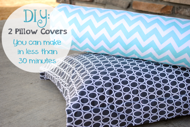 Quickandeasypillowcovers