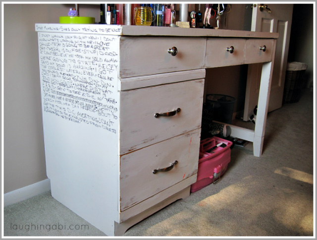 37 diy ideas for teenage girl 39 s room decor - Amazing teenage girl desks ...