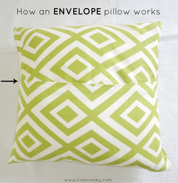 How To Make Decorative Throw Pillow Covers : 40 DIY Ideas for Decorative Throw Pillows & Cases