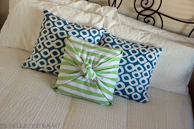Make Easy Decorative Pillow Cover : 40 DIY Ideas for Decorative Throw Pillows & Cases