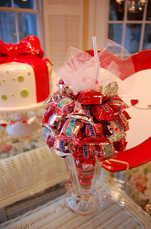 Sweet candy centerpiece ideas for parties