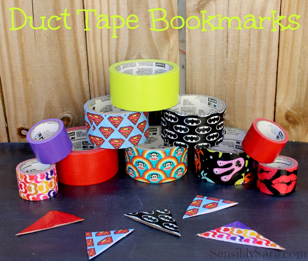 40 easy diy duct tape crafts instructions for Craft ideas with duct tape