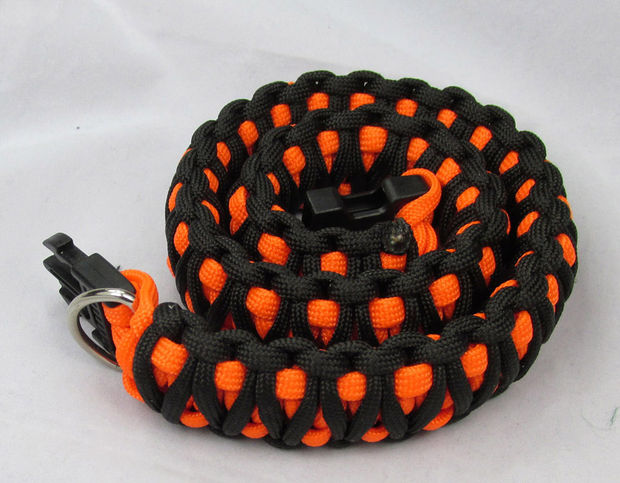 Paracord Dog Collar Tutorial at Instructables