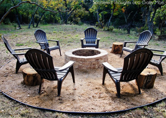 39 DIY Backyard Fire Pit Ideas You Can Build - DIY Projects for ...