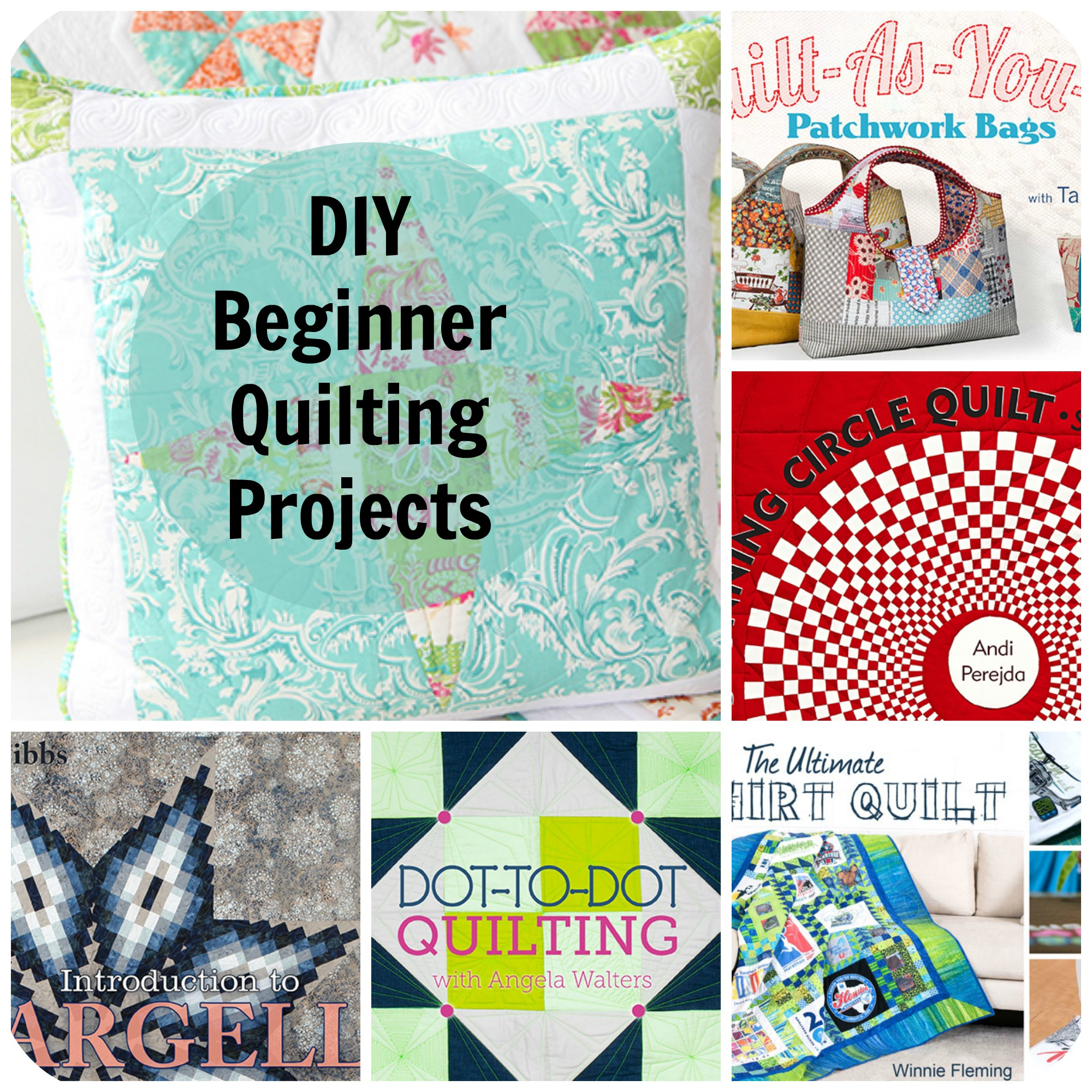DIY Beginner Quilting Projects