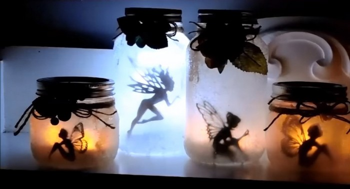 How To Make Mason Jar Fairy Lanterns Bigdiyideas Com