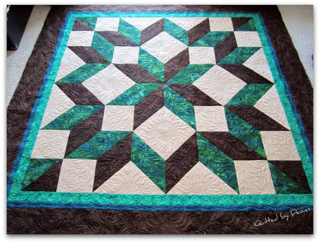 40 easy quilt patterns for the newbie quilter for Quilting templates free