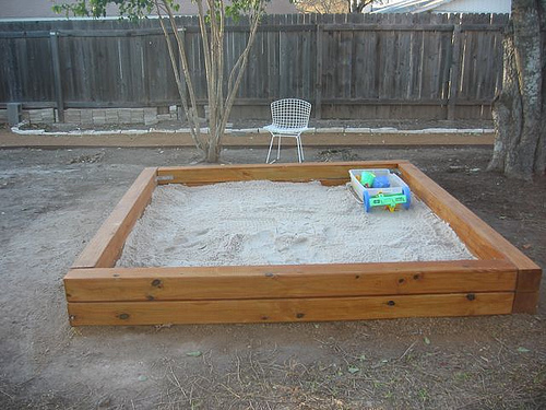 35 DIY Sandboxes Ideas Your Kids Will Love - BigDIYIdeas.com