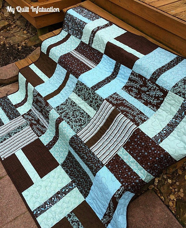 Two Four Six Quilt Bigdiyideas Com
