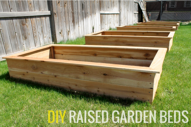 Diy Raised Garden Beds Bigdiyideas Com