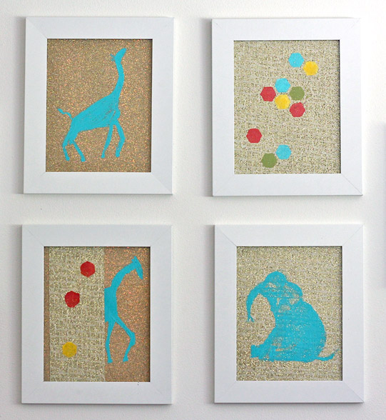 animal-wall-art-for-baby-nursery