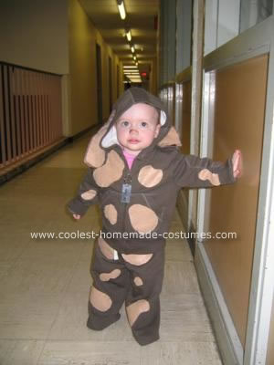 52 simple diy halloween costume ideas for children coolest homemade dog costume 15 solutioingenieria Image collections