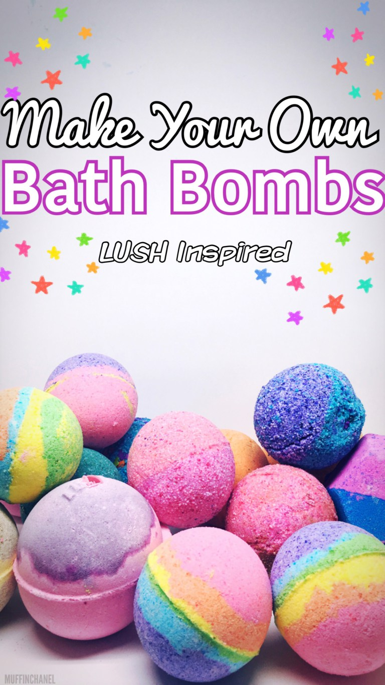 Bombs lush inspired diy projects for making money big diy ideas