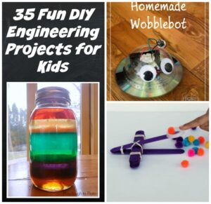 35 Fun DIY Engineering Projects for Kids