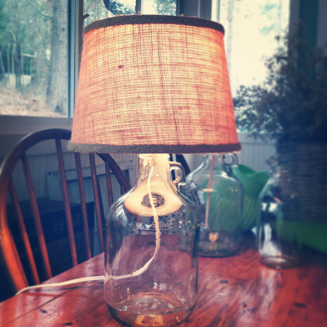 how to make an eco lamp