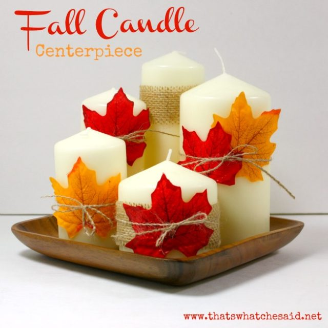Craft ideas for a festive fall