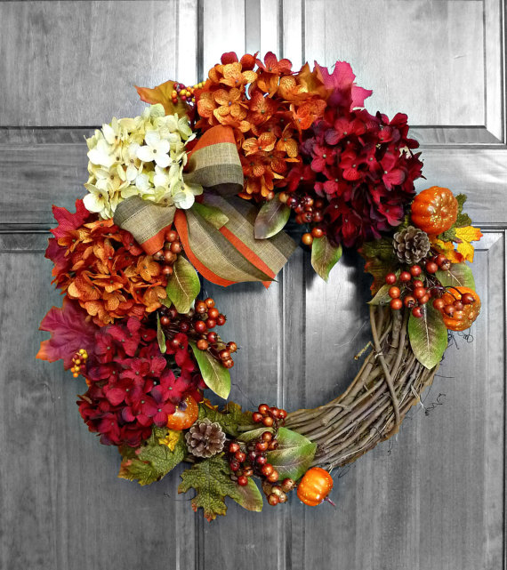 Front Door Wreath Bigdiyideas Com