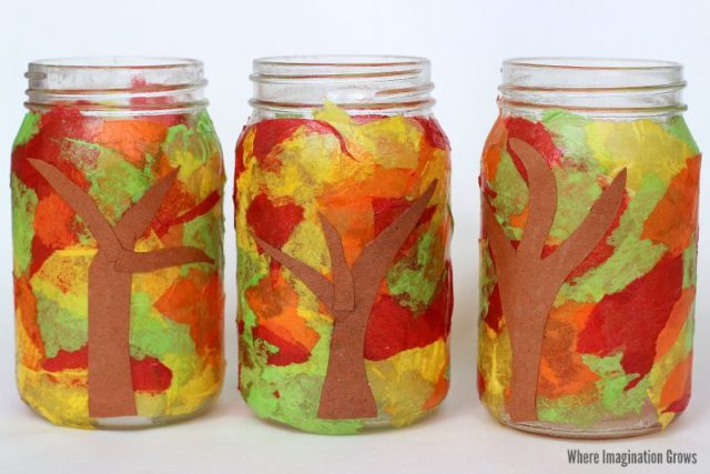 40 Craft Ideas for a Festive Fall