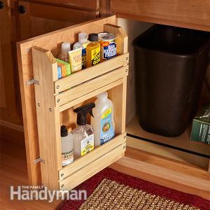 cabinet-door-storage-rack
