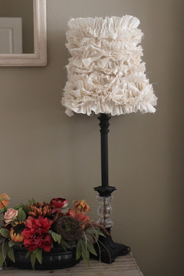 frilled-ruffled-lamp-shade