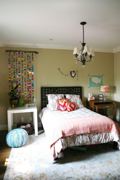 Little Girl Room Designs: 48 DIY Decorating Ideas For A Little Girl's Room