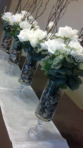 Diy elegant dollar store centerpiece tutorial