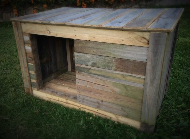 How To Build A Roof For A Dog Kennel