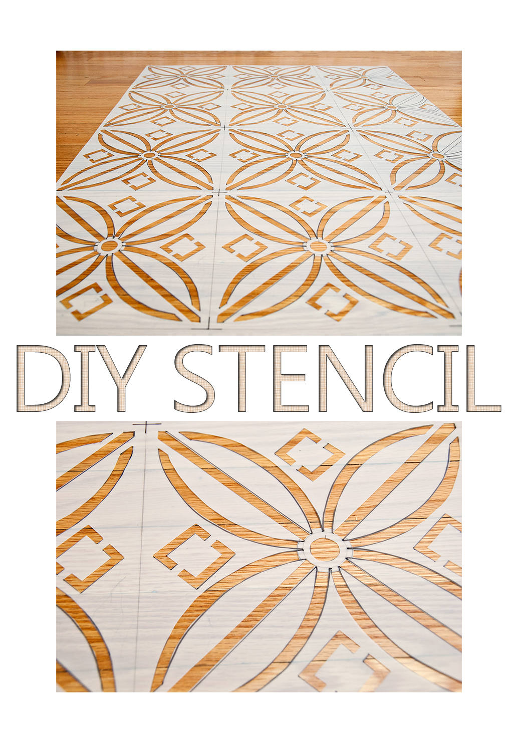 How To Make A Stencil Bigdiyideas Com
