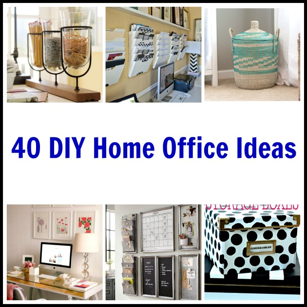 home office diy. More People Than Ever Before Are Working From Home. Even If You Commute To An Office, Likely Have 1 Or Days Where The Option Home Office Diy
