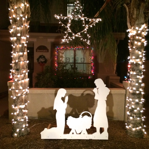 You Can Make Your Own Nativity Scene Bigdiyideas Com