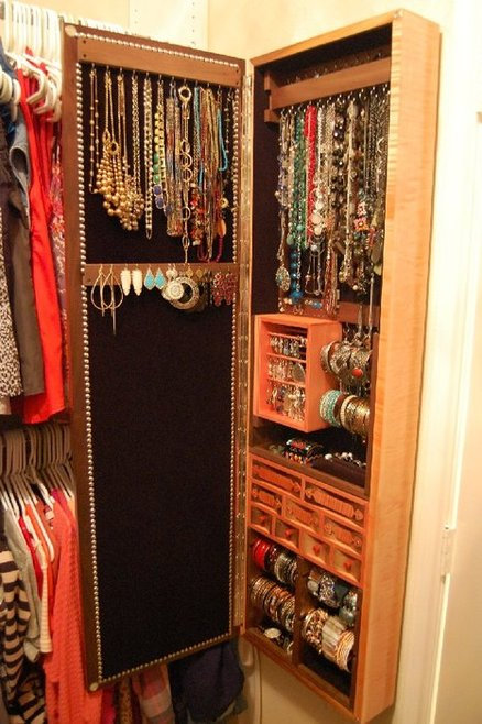 Large Jewelry Box Bigdiyideas Com