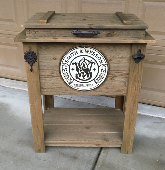 40 Diy Cooler Carts And Stands