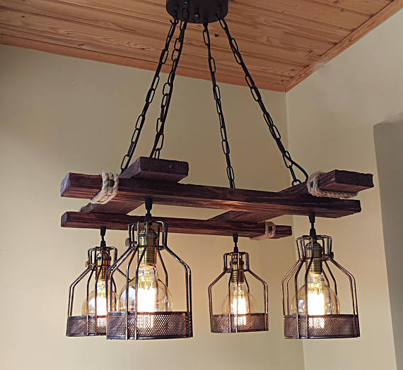 Rustic Chandelier Lighting Fixtures. Rustic Light Fixture Chandelier ...