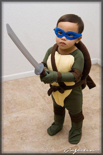 Ninja Turtle Costume Photos