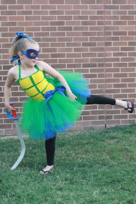 TEENAGE MUTANT NINJA Turtle Tutu Dress