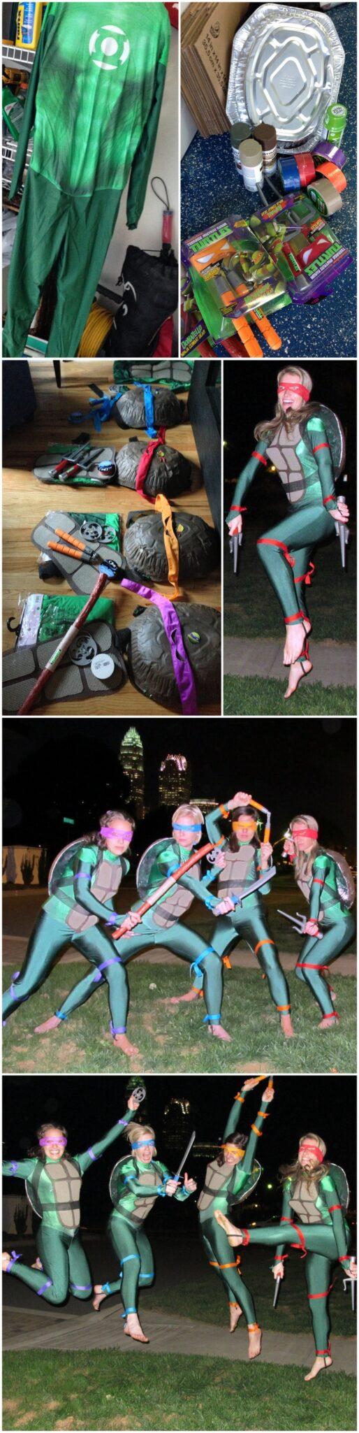 59 homemade diy teenage mutant ninja turtle costumes diy homemade tmnt costumes solutioingenieria Images